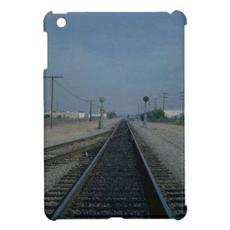 Trains and tracks - Train halt iPad Mini Case