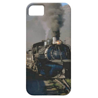Trains and tracks - Train on the way iPhone 5 Cases