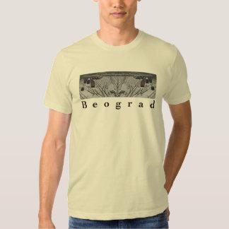 Trains - Beograd T-shirt