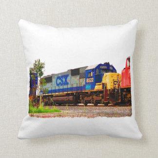 Trains Cushion