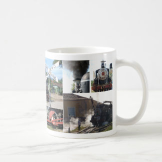 Trains of Cuba Coffee Mug