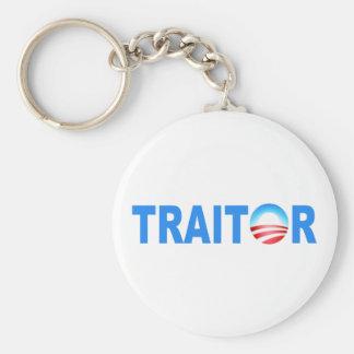TRAITOR Obama Key Chain