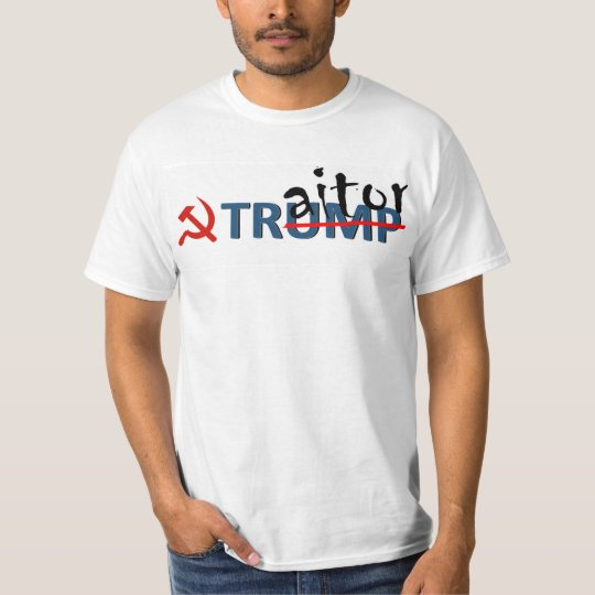 Traitor Trump T-Shirt