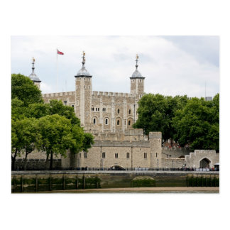 Traitors' Gate, The Tower of London Postcard