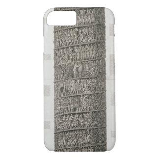 Trajan's Column (engraving) iPhone 8/7 Case