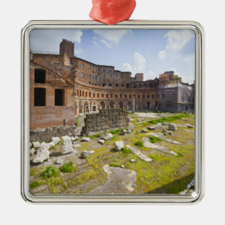 Trajan's Market (Latin: Mercatus Traiani, 2 Christmas Ornament