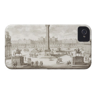 Trajan's Square Rome, from 'Entwurf einer historis iPhone 4 Cover