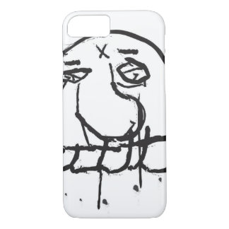 TRakem Face iPhone 8/7 Case