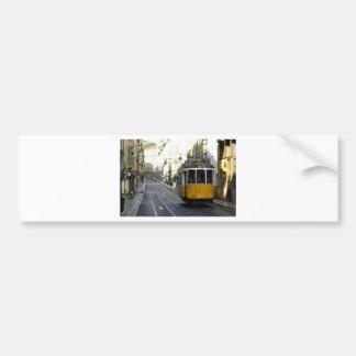 Tram 28 Lisbon Portugal Adesivos
