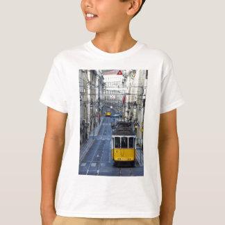 Tram 28, Lisbon, Portugal T-Shirt