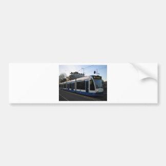 Tram Amsterdam Bumper Sticker