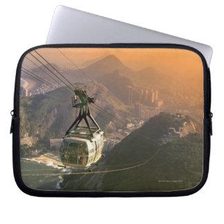 Tram in Rio de Janeiro, Brazil Laptop Sleeve