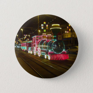 Tram Train - Blackpool Illuminations Button