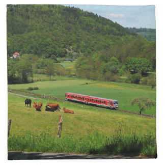 Tramcar with Ederbringhausen Napkin