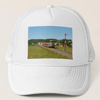 Tramcar with Muenchhausen Trucker Hat