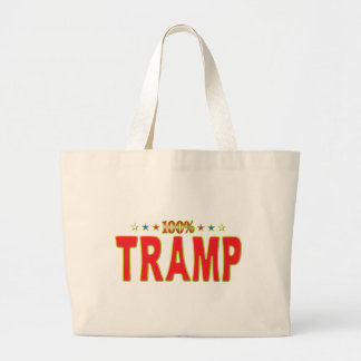 Tramp Star Tag Canvas Bags