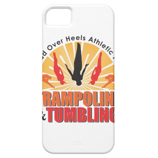 Trampoline and Tumbling Cover