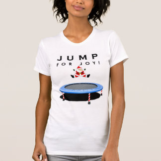 Trampoline Christmas T-Shirt
