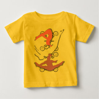 Trampoline gymnast Infant T-Shirt