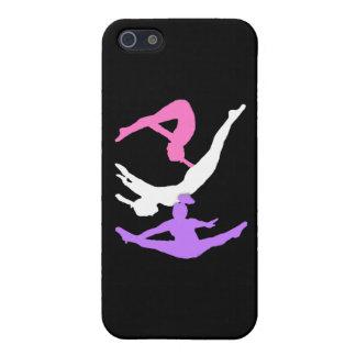 Trampoline gymnast iPhone 5/5S case
