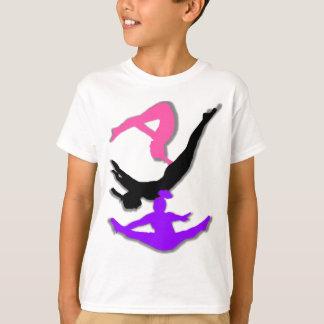 Trampoline gymnast T-shirt