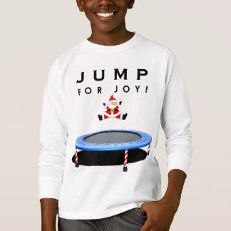 Trampoline Holidays T-Shirt