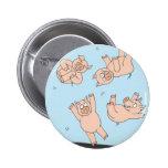Trampoline Pigs Pins