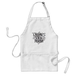 tramps tea room Apron