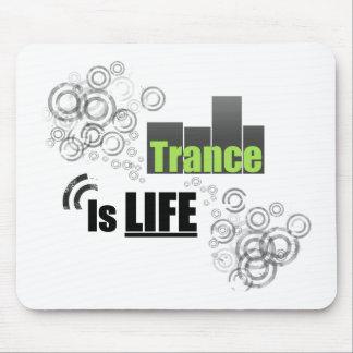 Trance Is Life Mousepad