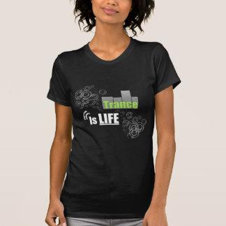 Trance Is Life Shirts
