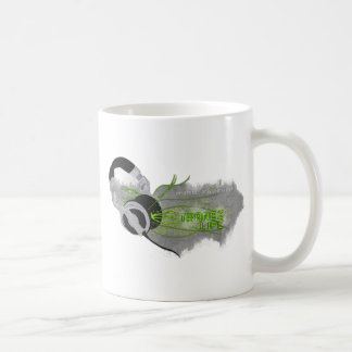 Trance Classic White Coffee Mug