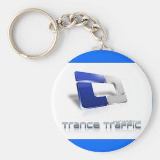 Trance Traffic Key Chain