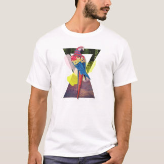 Trangle Macaw T-Shirt