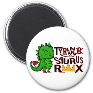 Tranny Saurus Rex Magnet