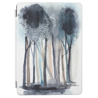 Tranquil Abstract Trees iPad Air Cover