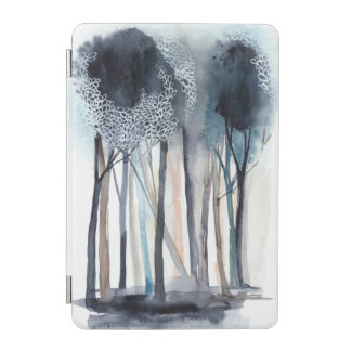Tranquil Abstract Trees iPad Mini Cover