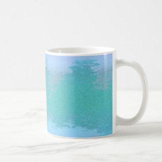 Tranquil Blue Mug