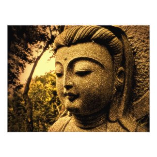 Tranquil Buddha @ Madeira Portugal Photo