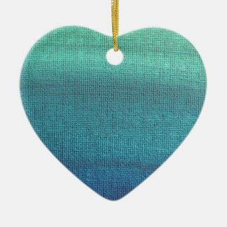 Tranquil Dream Ceramic Heart Decoration