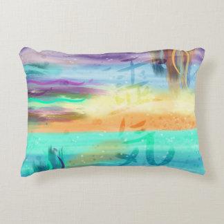 Tranquil Energy - Reiki Kanji Decorative Cushion