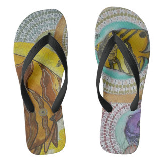 Tranquil Flip Flops