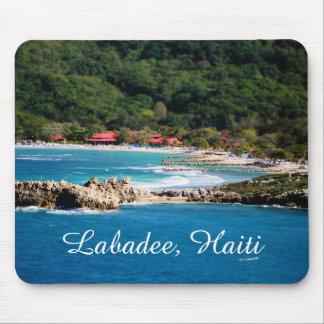 Tranquil Island Paradise Labadee Haiti Mouse Mat