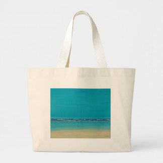 Tranquil. Large Tote Bag
