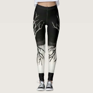 Tranquil Moments (TM) As Above so Below Leggings