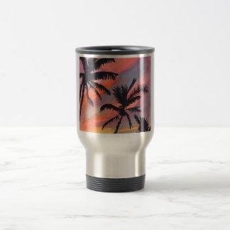 Tranquil Stainless Steel Travel Mug