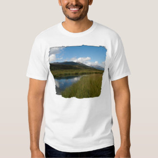 Tranquil River T-shirts