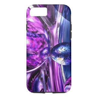 Tranquil Sedative Abstract iPhone 7 Case