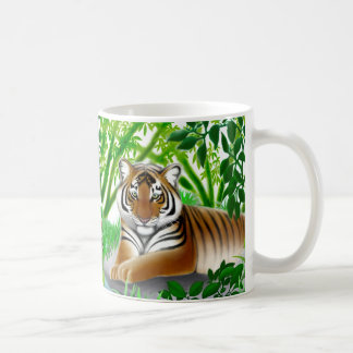 Tranquil Tiger Mug