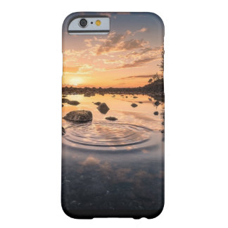 Tranquil Water Landscape Scene Cell Phone Case