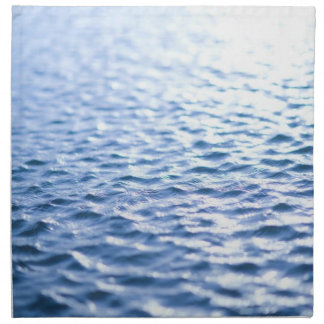 Tranquil Water Napkins - Customizable